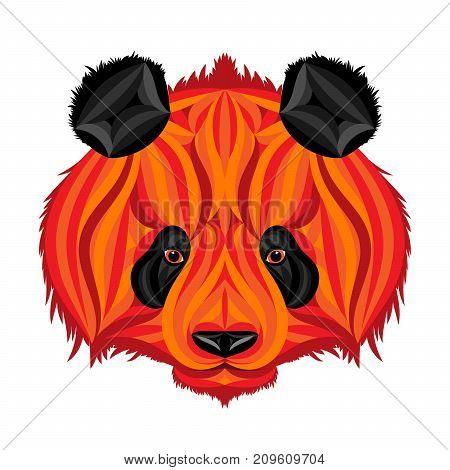 Fire Panda, Picture Of Fire Bear