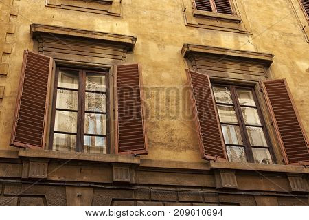 Florence. City Landscape. Places Of Interest. Attractions.