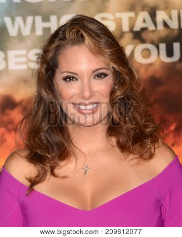 LOS ANGELES - OCT 8:  Alex Meneses at the