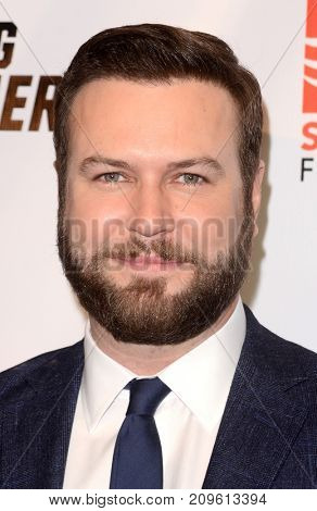 LOS ANGELES - OCT 14:  Taran Killam at the