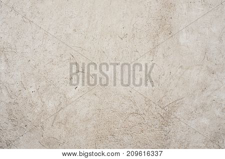 Distressed dirty background. Empty grunge aged texture.