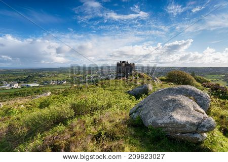 Summer At Carn Brea