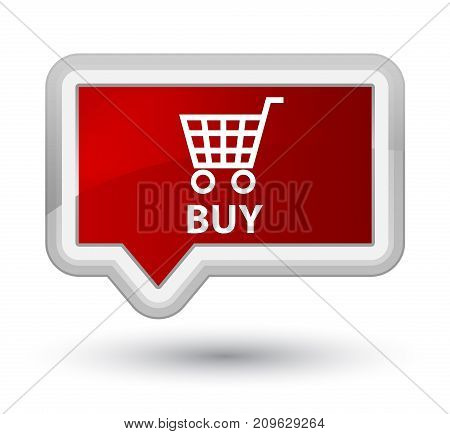 Buy Prime Red Banner Button