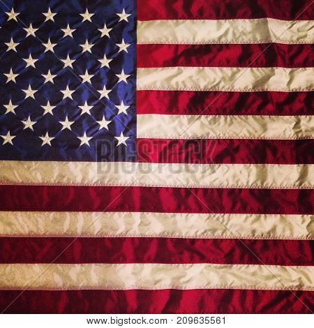 a usa flag background and texture with nobody.