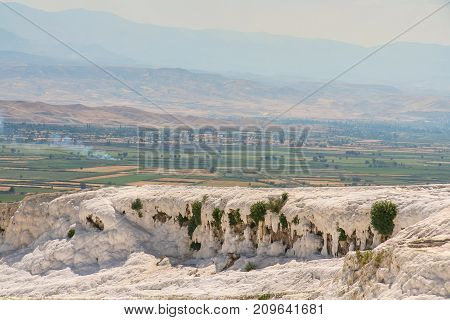 Ancient City Ancient City Of Hierapolis