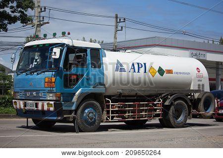 Api Oxygen Truck.