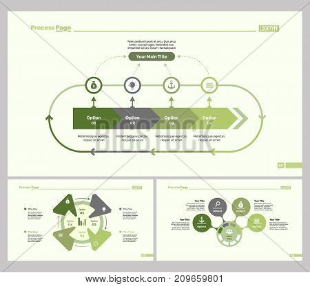 Training design set vector photo free trial bigstock training design set can be used for workflow layout web design annual report ccuart Image collections