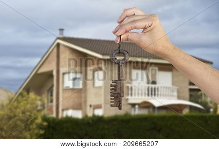 keys of the house