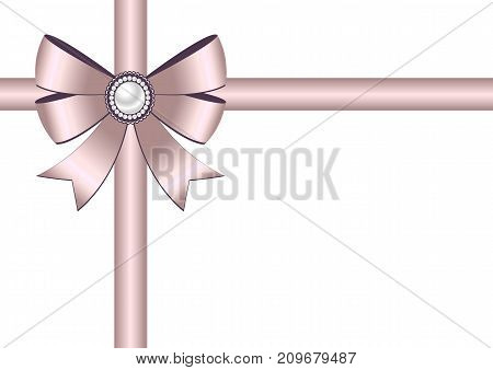 Bow With Ornament.