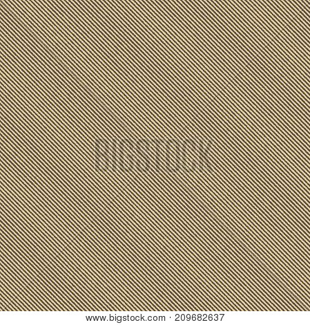 Abstract vector wallpaper with diagonal golden strips. Seamless colored background. Geometric pattern