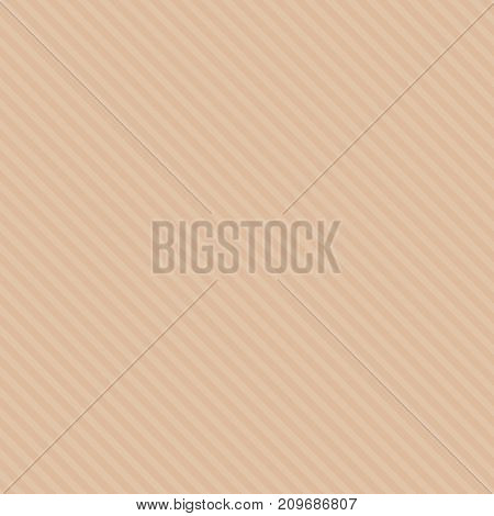 Brown Background In Lines, Vector Illustration Stylish Design