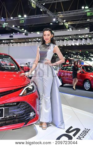 The 38Th Bangkok International Thailand Motor Show 2017