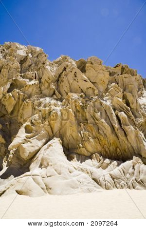 Lover'S Beach Rock Formation C