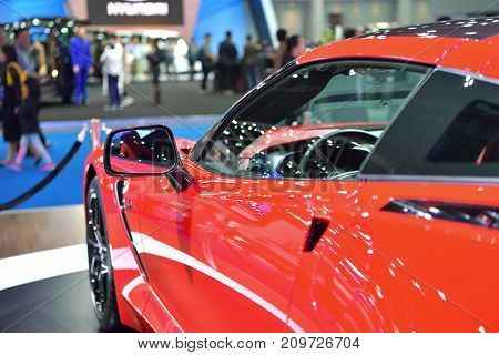 The 38Th Bangkok International Thailand Motor Show 2017