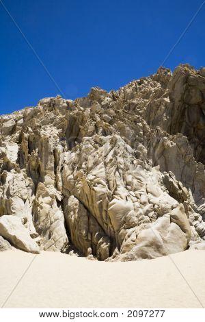 Lover'S Beach Rock Formation E