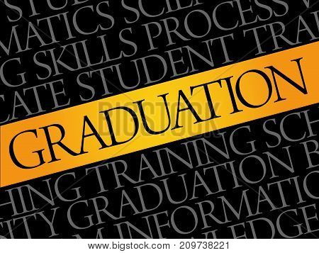 Graduation Word Cloud