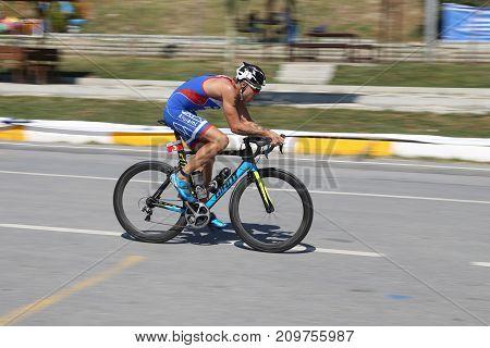 Istanbul Beylikduzu Etu Triathlon European Cup 2017
