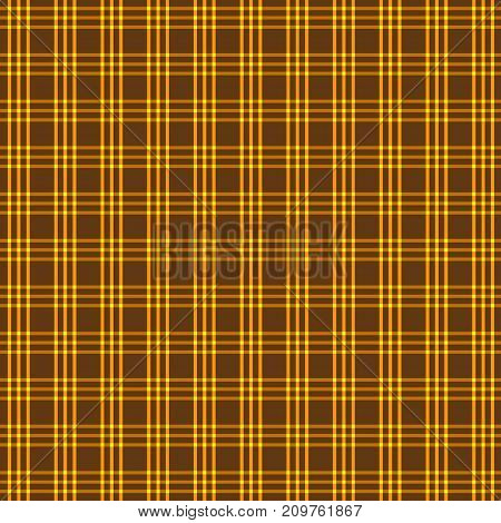 Square - geometric abstract vector pattern - yellow and brown ,  Lines - geometric abstract background