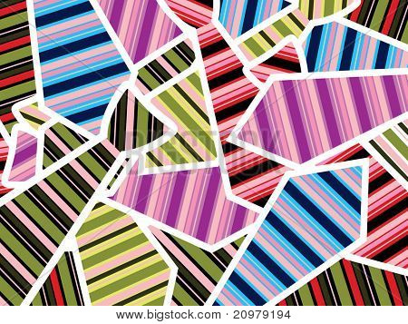 colorful pattern wallpaper for happy father's day