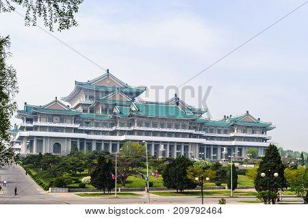 Architecture Of Pyongyang, North Korea
