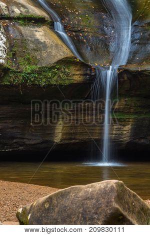 Cedar Falls In Hocking Ohio