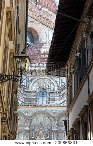 Florence, Historical Center