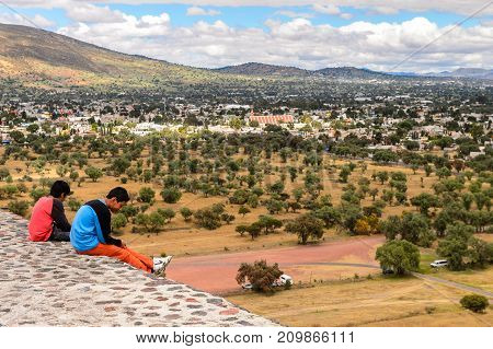 Teotihuacan, Unesco World Heritage