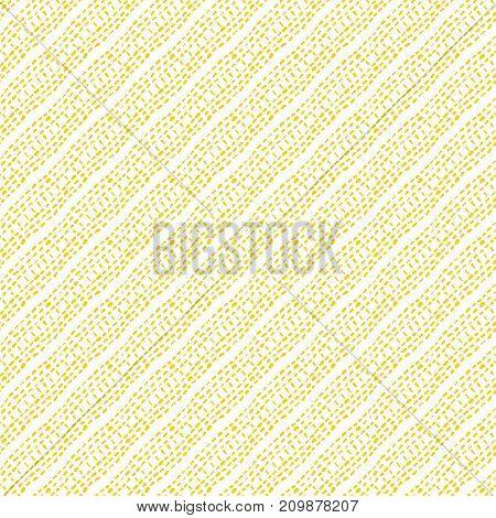 Seamless Pattern - Diagonal Dashes Background