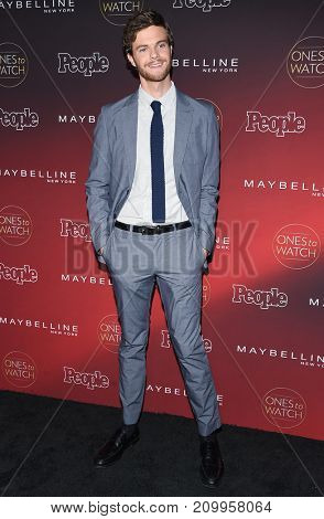 LOS ANGELES - OCT 04:  Jack Quaid arrives for the People's 'One's To Watch' Event on October 4, 2017 in Hollywood, CA
