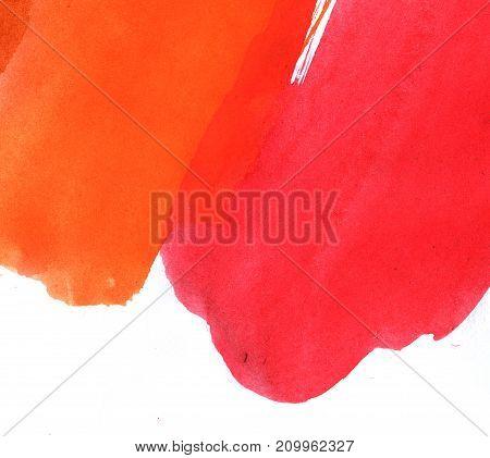 watercolor colorful art stroke design background design