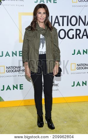 LOS ANGELES - OCT 09:  Kristian Alfonso arrives for the 'Jane' Los Angeles Premiere on October  9, 2017 in Hollywood, CA