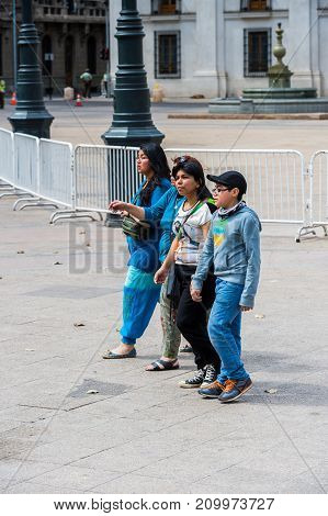 People Of Chile