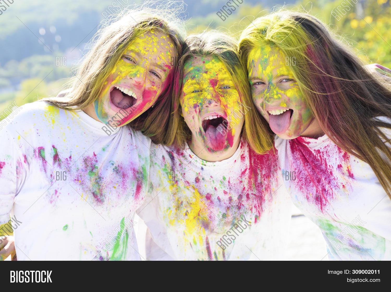 Children Creative Body Image Photo Free Trial Bigstock