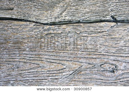 Obsolete wood background