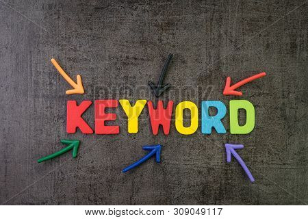 Keywords Research For Seo, Search Engine Optimization, Bidding On Search Result Page To Promote Webs