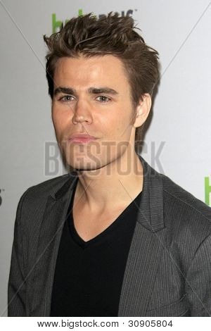 LOS ANGELES - MARCH 10:  Paul Wesley arrives at the
