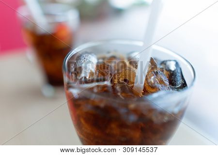 Double Cool Ice Soft Drink Honeydew Carbonated Liquid Fresh Food With Soda Water