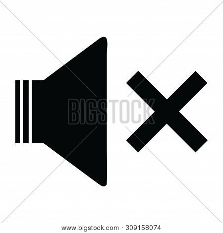 Volume Icon Isolated On White Background. Volume Icon Simple Sign. Volume Icon Trendy And Modern Sym