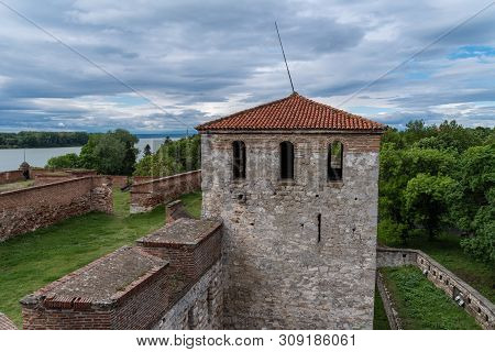 Baba Vida Is A Medieval Fortress In Vidin In Northwestern Bulgaria And The Town's Primary Landmark.
