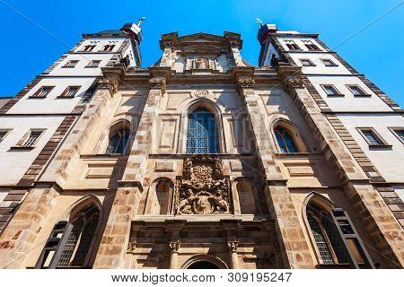 Foundation Name Of Jesus Church Or Stiftung Namen-jesu-kirche In Bonn, Germany