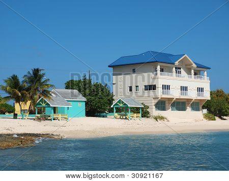 Grand Cayman Beachfront Properties