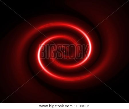 Red Twirl