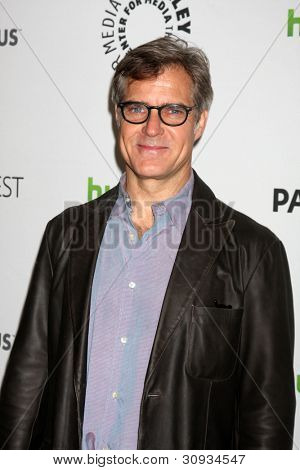 LOS ANGELES - MAR 11:  Henry Czerny arrives at the