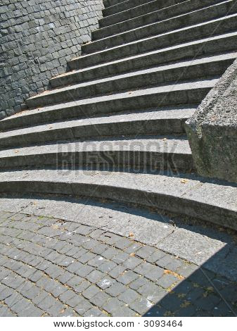 Granit Stairs