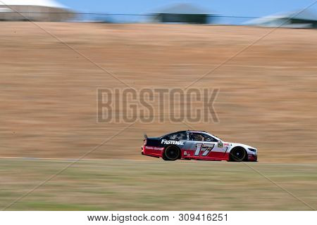 June 21, 2019 - Sonoma, California , USA: Ricky Stenhouse, Jr (17) practices for the TOYOTA/SAVE MART 350 at Sonoma Raceway in Sonoma, California .