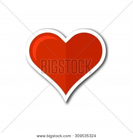 Heart Icon. Heart Icon Art. Heart Icon Vector Illustration, Heart Icon Image. Heart Icon Logo. Heart