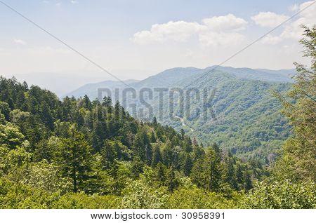 Smokey Mountain Range