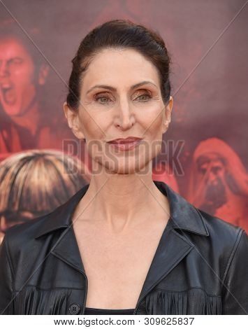 LOS ANGELES - JUN 20:  Bonnie Aaron arrives to the 'Annabelle Comes Home' World Premiere  on June 20, 2019 in Hollywood, CA