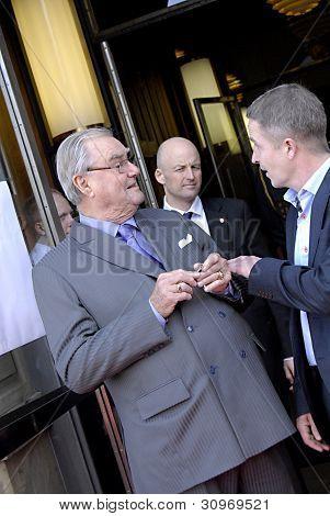 Denmark_hrh Prince Henrik Of Denmark