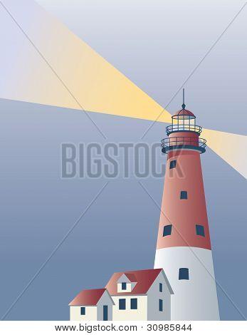 Lighthouse Background.eps